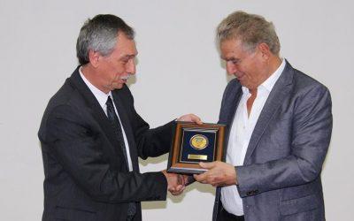 Honoring Petar Hristov