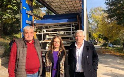 Medical donation to Blagoevgrad